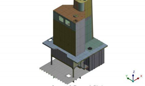 Design of Scrubber Casing